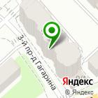 Местоположение компании Центросоюзпроект