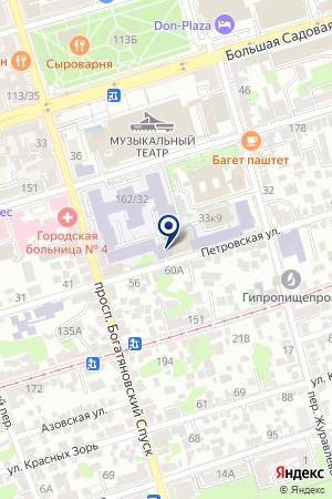 СРОЧНОЕ ФОТО на карте Ростова-на-Дону
