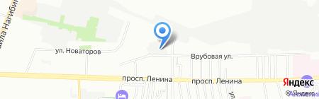 ЭКОЛОГ-ЮГ на карте Ростова-на-Дону