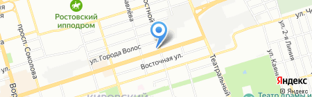 Багдад на карте Ростова-на-Дону