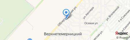 Интеграл Безопасности на карте Ростова-на-Дону