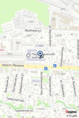 КБ ЦЕНТР-ИНВЕСТ на карте Шахт