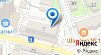 Компания РЭП №3 на карте