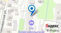 Компания Вивас Сочи на карте