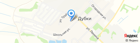 Бакалейный магазин на карте Бегоулево