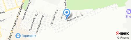 ДвериВелл на карте Ростова-на-Дону
