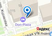 Туристско-информационный центр на карте