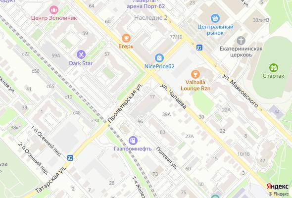 жилой комплекс Достояние на Чапаева