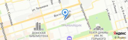 GoldPhone на карте Ростова-на-Дону