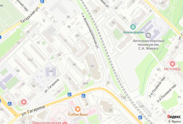 ЖК Дом на Гагарина