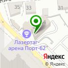 Местоположение компании Швейное ателье на Маяковского