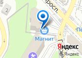 Мика на карте