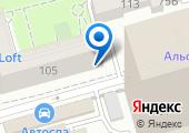 ИнтерЮНА, ЗАО на карте