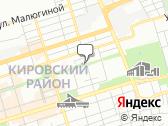 Городская стоматологическая поликлиника Ростова на Дону на карте