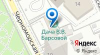 Компания Дача В.В. Барсовой на карте