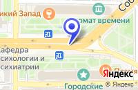 Схема проезда до компании ДЛЯ ТАНЦА И ГИМНАСТИКИ в Рязани