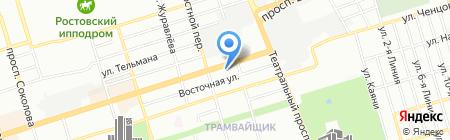 ВИПСИЛИНГ на карте Ростова-на-Дону