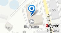 Компания Евродвери на карте