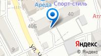 Компания Юг-Перевозки на карте