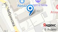 Компания Юг Перевозки на карте