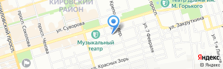 Royal Style на карте Ростова-на-Дону