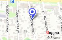 Схема проезда до компании ХЛЕБОКОМБИНАТ КУНДРАТ в Шахтах