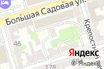 Схема проезда до компании Экон-Автосельхозмаш в Ростове-на-Дону