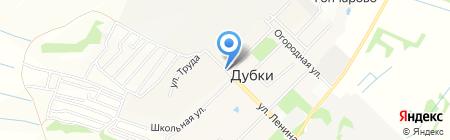 Продуктовый магазин на карте Бегоулево