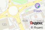 Схема проезда до компании Один медиа в Ростове-на-Дону