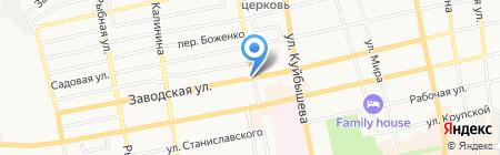 Терминал Юго-Западный банк Сбербанка России на карте Батайска