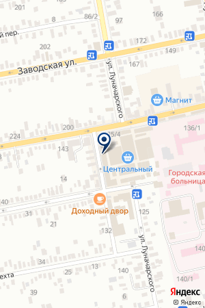 АГЕНТСТВО НЕДВИЖИМОСТИ ГЕРМЕС на карте Батайска
