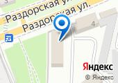 Ростовгоргаз на карте