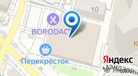 Компания Цветочный мир на карте