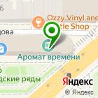 Местоположение компании Mi62