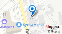 Компания Устрой Юг на карте