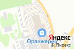 Схема проезда до компании Ладушки в Батайске