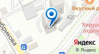 Компания Багетная мастерская на карте