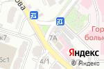 Схема проезда до компании ЛиЛу в Сочи