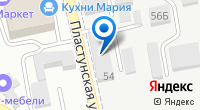 Компания Стрим на карте