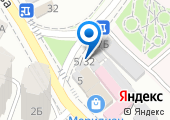 Адвокатский кабинет Рыженкова С.В. на карте