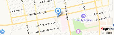 Связной на карте Батайска