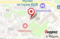 Схема проезда до компании Об в Рязани
