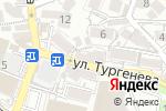Схема проезда до компании Flor2U.ru в Сочи