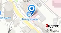 """Компания """"Вертикаль"""" на карте"""