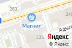 Схема проезда до компании Банкомат, СМП банк в Ростове-на-Дону