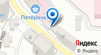Компания Амеда-Сочи на карте