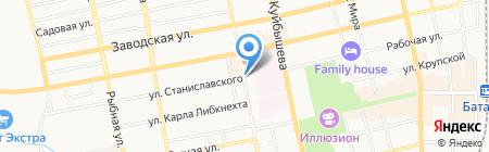 Инженер на карте Батайска