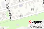 Схема проезда до компании Дон-Парфюмер в Ростове-на-Дону