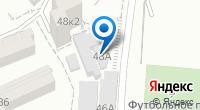 Компания Форте на карте