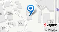 Компания Бурлак на карте